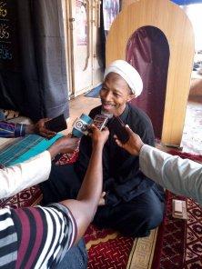 Islamic Movement in Nigeria, Shiites, Sheikh Qaseem Umar