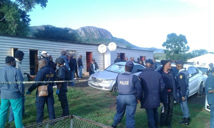 7 Cop Killers Gunned Down In South Africa Church