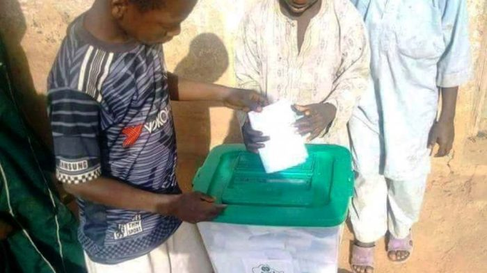 INEC, Child Voters