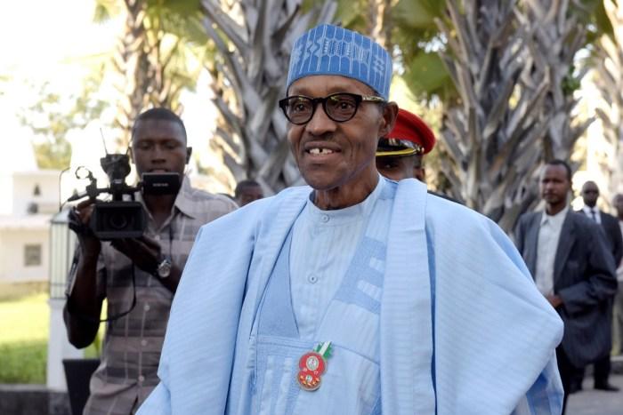 Muhammadu Buhari, Ango Abdullahi, Northern Elders Forum , Consensus Candidate