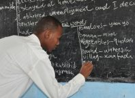 Josiah Olusegun Ajiboye, Teacher