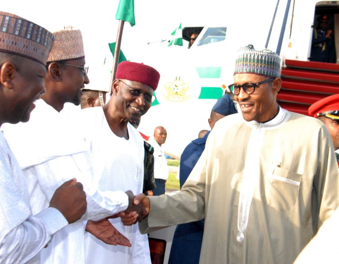 Muhammadu Buhari satan