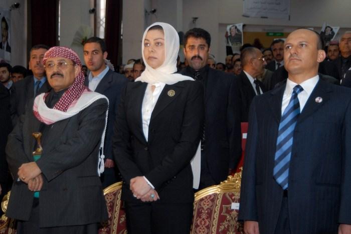 Saddam, Raghad, Iraq , ISIS