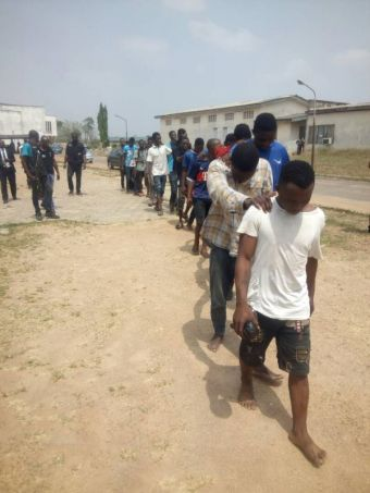 University Students Arraigned For Cultism And Armed Robbery In Osun