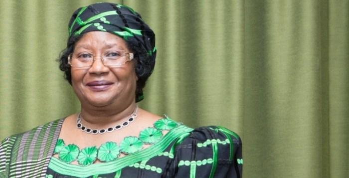 Malawi's former President Joyce Banda | Kinnaka