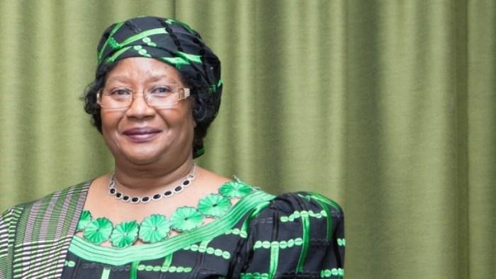 Malawi's former President Joyce Banda   Kinnaka