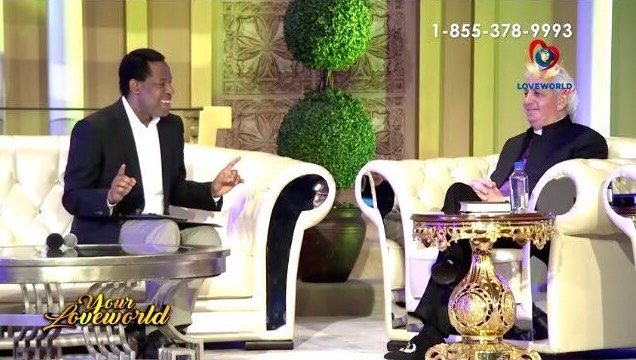 LoveWorld USA TV: Israel Is The Center Of The World – Pastor Chris Oyakhilome