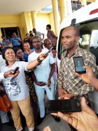 Senior Pastor, Rivers State, Pregnant woman , 3 people