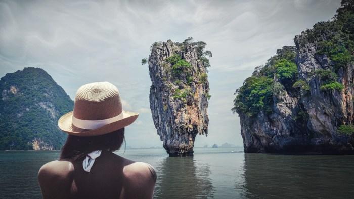 travel woman creative slump