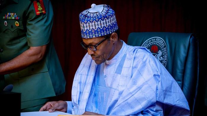 President Muhammadu Buhari, Aisha Jummai Alhassan, Bashir Ahmaad
