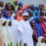 Boko Haram Buhari, Dapchi, Schoolgirls