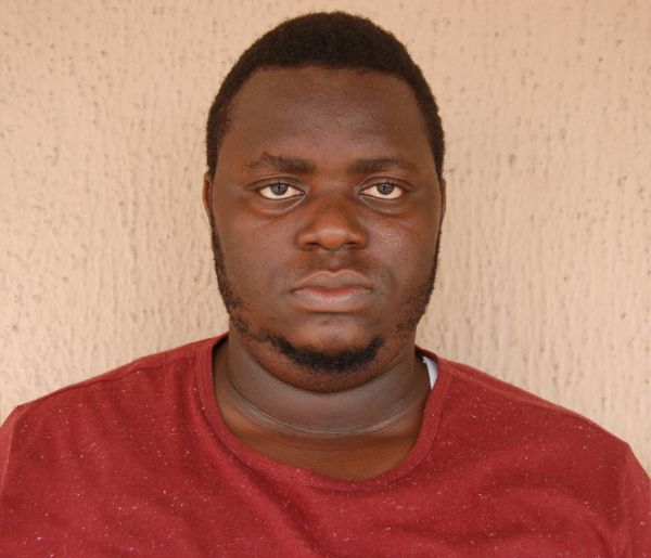 EFCC Arraigns Fraudster Accused Of Duping Swiss Woman Of $18,023 (PICTURED)