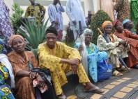 Toyin Akinkuotu, Soladoye Ekundayo, Tayo Ogunleye, Rapheal Adetuwo, Pensioners