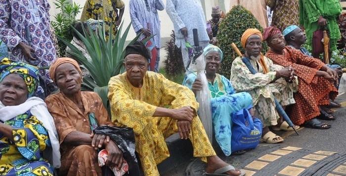 Kessington Odukola, Olusegun Abatan, Pensioners