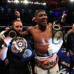 Anthony Joshua, Win, Joseph Parker, Boxing