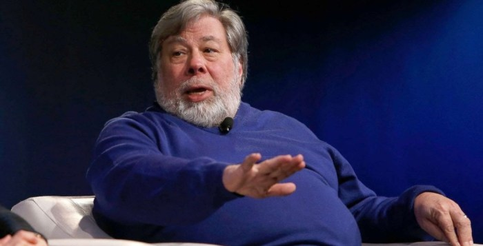 Steve Wozniak, Apple, Co-Founder, Facebook, Quit