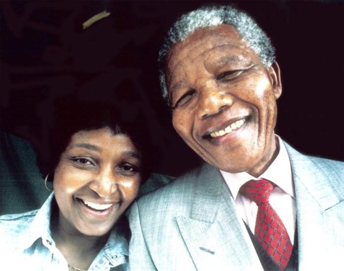 mandela  Winnie Madikizela-Mandela