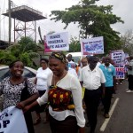 catholic church protest