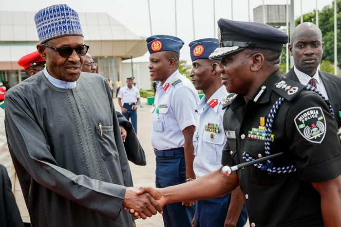 President Buhari departs for a 4 day Medical Trip to UK on 8th May 2018