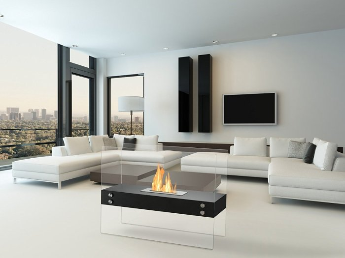 4 Major Benefits Of Having An Ethanol Fireplace