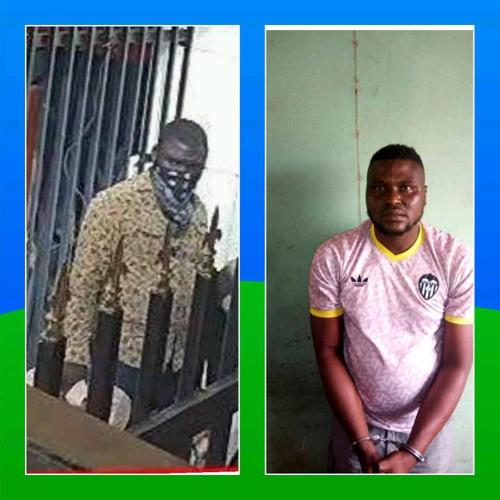 Kogi: Police Capture 'Most Wanted Offa Bank Robbers' (PHOTOS)