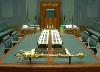 house of assembly mace