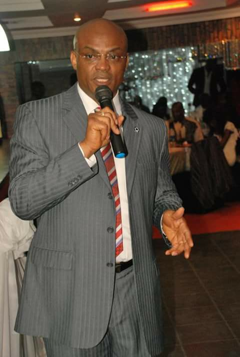 Okon Iyanam, a former executive director of Globacom and one-time governorship aspirant in Akwa Ibom