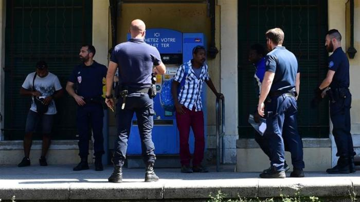 Oxfam, Chiara Romagno, France, French Police