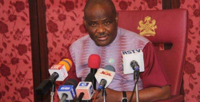 Nyesom Wike, Rivers State, Witch Hunt