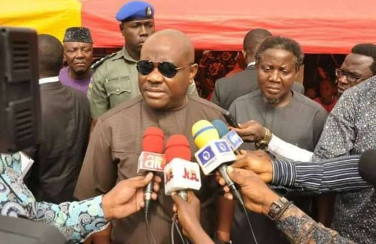 Governor Nyesom Wike of Rivers State