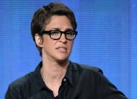 Rachel Maddow, MSNBC, Tv Host, Donald Trump, Teenager