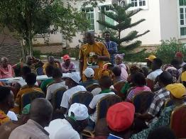 Chris Nwachukwu, a chieftain of the All Progressives Grand Alliance, APGA, popularly known as Oburuotie, on Sunday, June 17, 2018, at his country home  Umuhu village in Ukpor Nnewi South LGA of Anambra State,