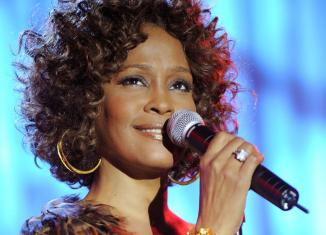 Late music icon, Whitney Houston | Grammys