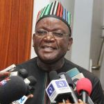 Samuel Ortom, the governor of Benue State
