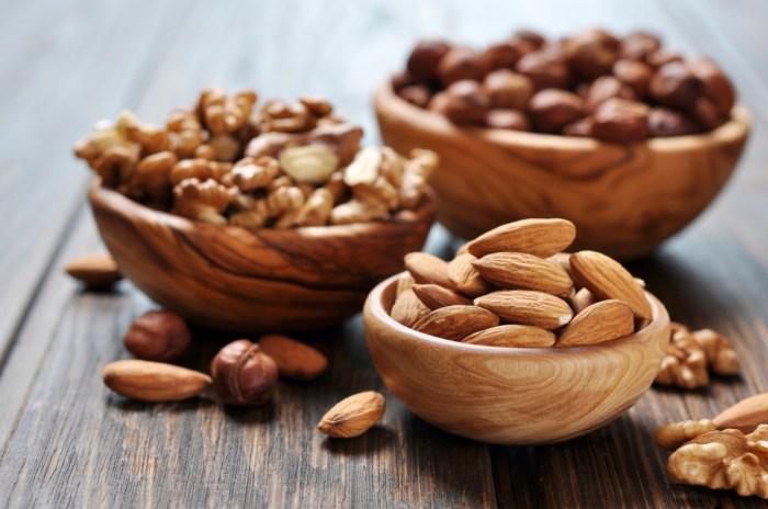 nuts grains seeds