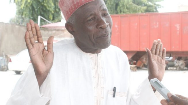 Buba Galadima, the national chairman of the Reformed-All Progressives Congress, R-APC