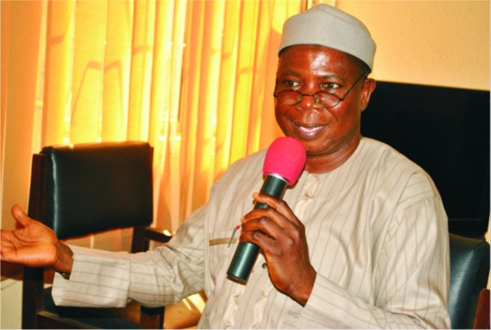 Lasisi Oluboyo, the immediate past deputy governor of Ondo State
