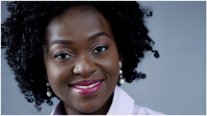 Nigerian Eunice Atuejide, 39, plans to run for president in 2019