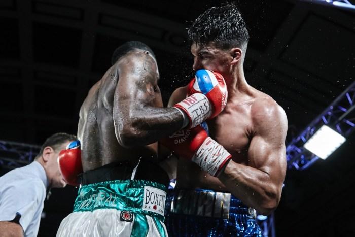 Boxing: Nigerian Larry 'The Natural' Ekundayo Wins IBF European Championship