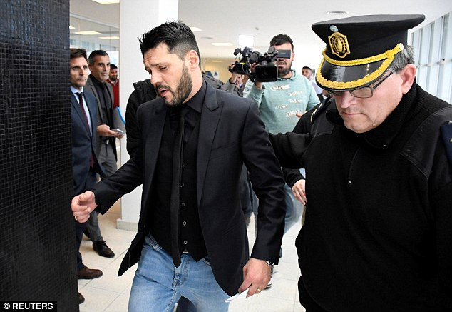Messi's Brother Sentenced To 2-Years In Prison For Illegal Firearms Possession