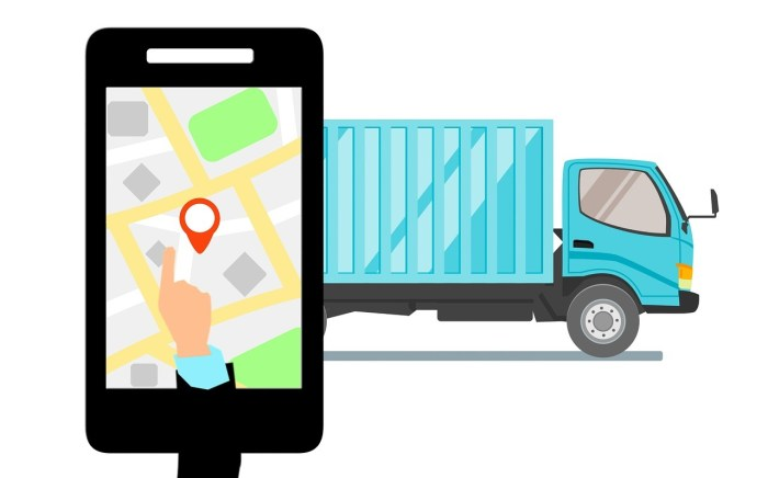 Business GPS tracking