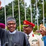 President Muhammadu Buhari, Donald Duke, Jerry Gana