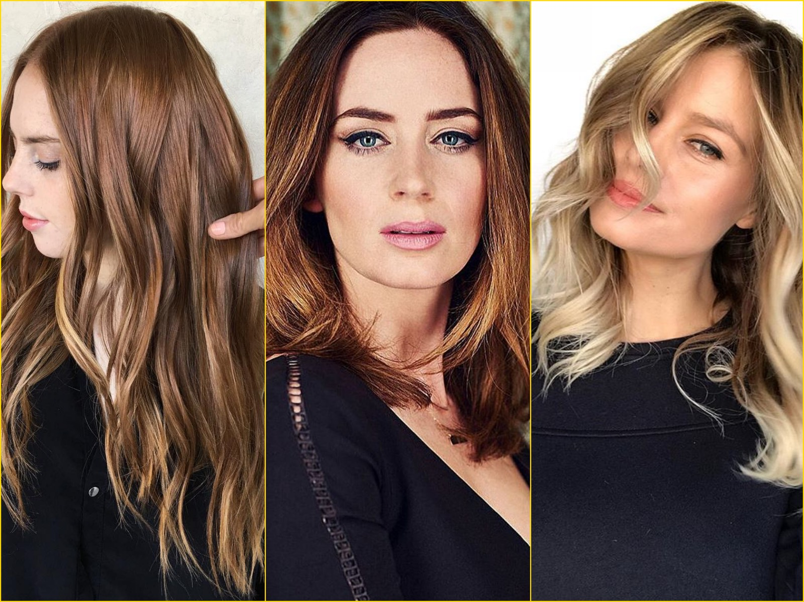 17 Cute Caramel Balayage Haircuts For Brunettes The Trent