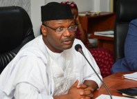 Mahmood Yakubu, Mike Igini, INEC