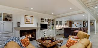 guest suite basement