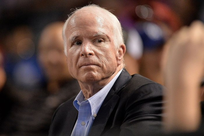 John McCain, President Trump, Brain, Cancer