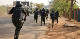 Nigerian police kaduna #endsars