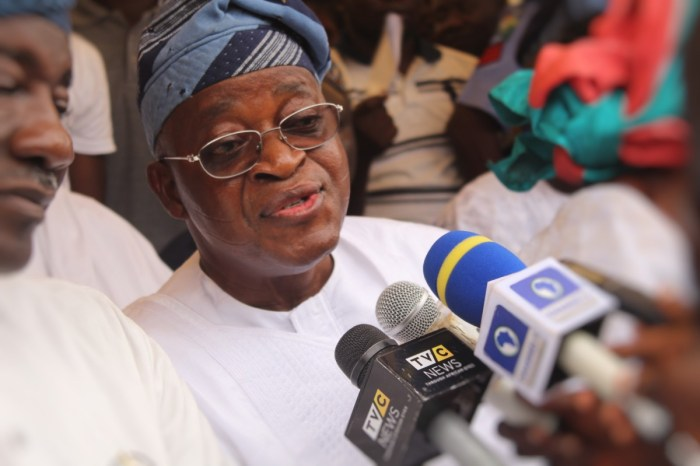 Osun APC Candidate: Gboyega Oyetola declared Governor-elect