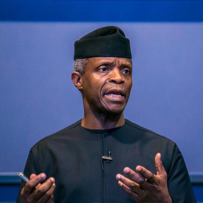 Yemi Osinbajo, Atiku Abubakar, Nigeria,