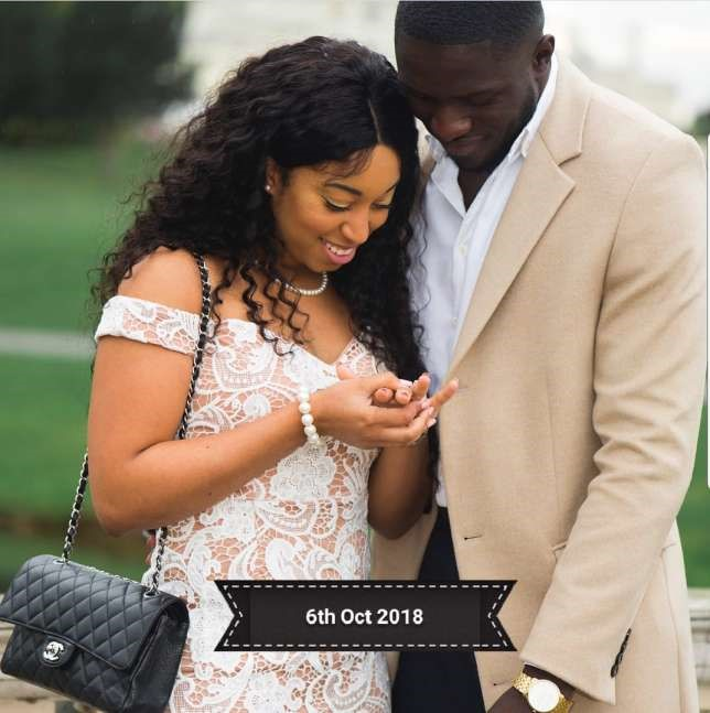 Sharon Carissa Oyakhilome, daughter of the man of God will be marrying the Dutch-born Ghanaian entrepreneur, Phillip Frimpong